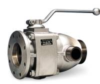 Ball Valve with Injector 470
